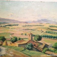 Joyeria: LA VALL D´HOSTALETS ATRIBUÍDO A RAFAEL BENET (1889-1979). Lote 230569205