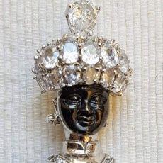 Joalheria: BROCHE CRISTAL TIPO MORETTI. Lote 236155210