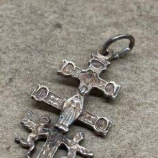 Joaillerie: COLGANTE DE PLATA RELIGIOSO. Lote 248069285