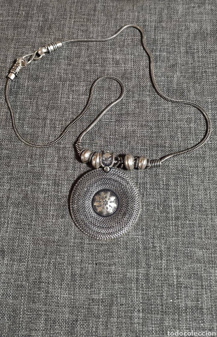 Joyeria: Collar plata Tibetana - Foto 2 - 267871964