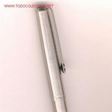 Bolígrafos antiguos: BOLIGRAFO INOXCROM 77. Lote 25534967