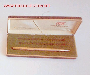 BOLIGRAFO CROSS (Plumas Estilográficas, Bolígrafos y Plumillas - Bolígrafos)