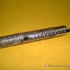 Bolígrafos antiguos: BILIGRAFO ROLEX SILVER ROLEX , ISRAEL. 13 CM. PLATA.. Lote 10098067