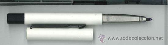 Bolígrafos antiguos: BOLÍGRAFO PARKER. CON PUBLICIDAD DE ATKEARNEY. Envío: 1,20 € *. - Foto 2 - 26319825