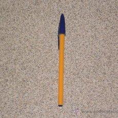 Bolígrafos antiguos: BOLIGRAFO BIC ( EL NARANJA ) AÑOS 70/80 . NO ESCRIBE TENER ESO EN CUENTA .. Lote 26265547
