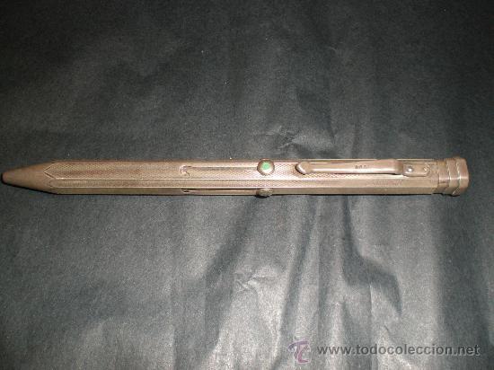 LAPICERO COLORES DE PLATA 835 (ADMIRAL) (Plumas Estilográficas, Bolígrafos y Plumillas - Bolígrafos)