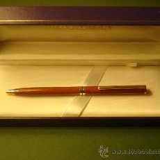 Bolígrafos antiguos: WATERMAN. BOLIGRAFO DE SEÑORA DESCATALOGADO. A ESTRENAR. Lote 29938570
