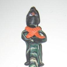 Bolígrafos antiguos: BOLÍGRAFO DE CHIAPAS (MÉXICO). RAMONA, COMANDANTA DEL EJÉRCITO ZAPATISTA DE LIBERACIÓN NACIONAL.. Lote 31102098