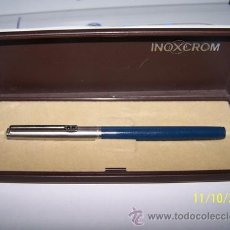 Bolígrafos antiguos: INOXCROM 77. Lote 33763223