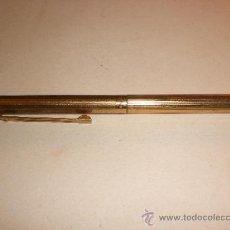 Bolígrafos antiguos: BOLIGRAFO SHEAFFER MADE USA. Lote 36140913
