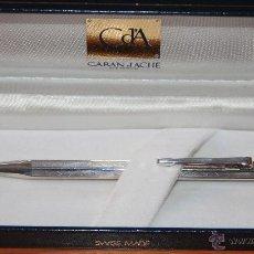 Bolígrafos antiguos: BOLIGRAFO CARAN D'ACHE ECRIDOR. Lote 39894735