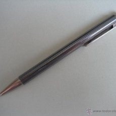 Bolígrafos antiguos: BOLÍGRAFO METÁLICO STAEDTLER. Lote 44712854