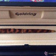 Bolígrafos antiguos: BOLÍGRAFO GOLDRING -GERMANY ÉPOCA VINTAGE ,IDEAL COLECCIONISTAS . Lote 49117713
