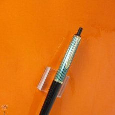 Bolígrafos antiguos: 1130//BOLÍGRAFO-GERMANY-PELIKÁN 355-LISTADOS CLÁSICOS VERDES+NEGRO-MUY BUEN ESTº-FUNCIONANDO. Lote 49626399