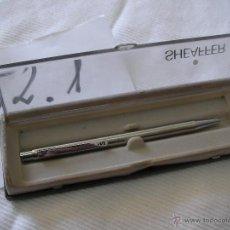 Bolígrafos antiguos: ANTIGUO BOLIGRAFO SHEAFFER NUEVO SIN USAR . Lote 50599975