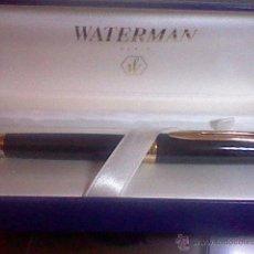 Bolígrafos antiguos: BOLIGRAFO LIAISON ALIANZA WATERMAN EN CAJA MBE LEER ATENTAMENTE . Lote 52396119