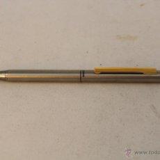 Bolígrafos antiguos: BOLIGRAFO INOXCROM SPAIN. Lote 54753387