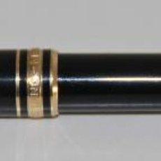 Bolígrafos antiguos - EST292 BOLÍGRAFO MONTBLANC MEISTERSTÜCK. RESINA Y ORO 14K. ALEMANIA. AÑOS 90 - 54508490