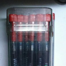 Bolígrafos antiguos: RECAMBIO INOXCROM BOLÍGRAFO, NUEVO, AÑOS 70-80. Lote 108411280