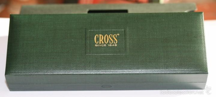 Bolígrafos antiguos: Bolígrafo Cross para COCA-COLA - Foto 4 - 57138643