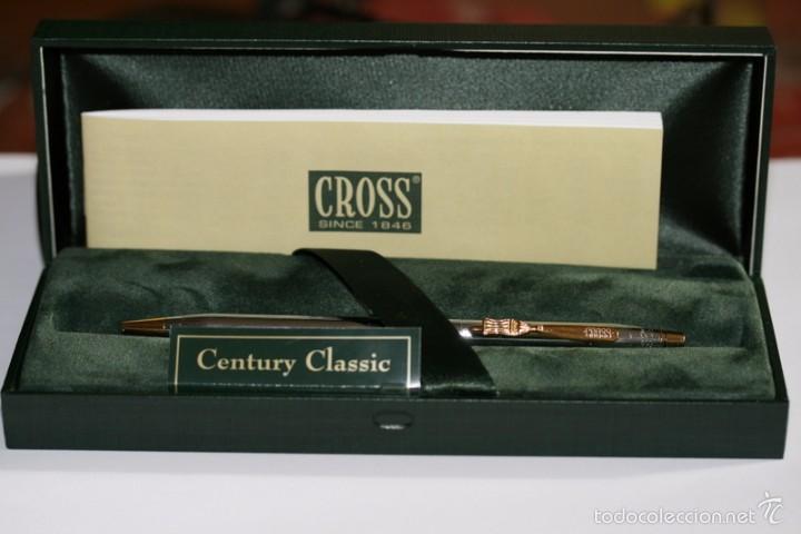Bolígrafos antiguos: Bolígrafo Cross para COCA-COLA - Foto 5 - 57138643