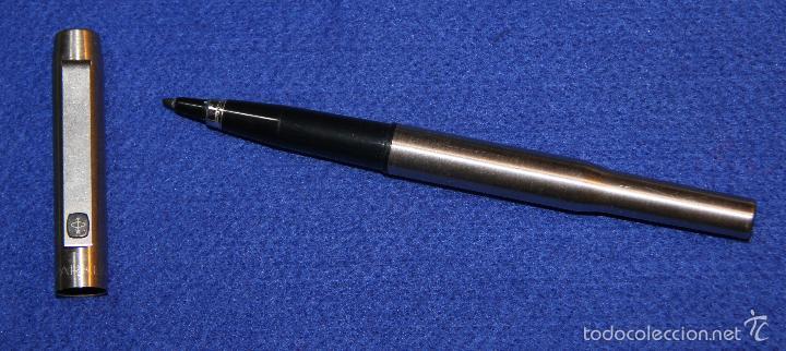 Bolígrafos antiguos: ROTULADOR ROLLER PARKER 25 - Foto 2 - 58229066