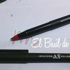 Alte Kugelschreiber - Inoxcrom Roller años 70-80, Nuevo - 58638149
