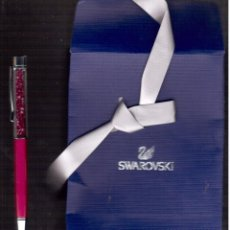 Bolígrafos antiguos: BOLIGRAFO DE SWAROVSKI. Lote 59925447