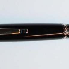 Bolígrafos antiguos: BOLIGRAFO MONTBLANC BOHEME NOIR. Lote 68949609