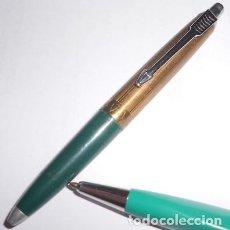 Bolígrafos antiguos: PEQUEÑO BOLÍGRAFO JABALINA. Lote 75022170