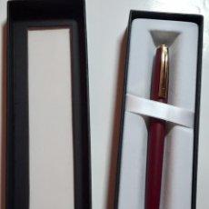 Bolígrafos antiguos: BOLIGRAFO SHEAFFER DE METAL. Lote 81026558
