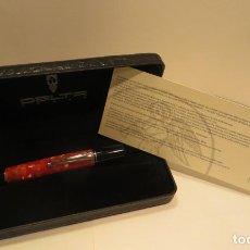 Bolígrafos antiguos: BOLÍFRAFO PARTHENOPE DE DELTA. Lote 85218864