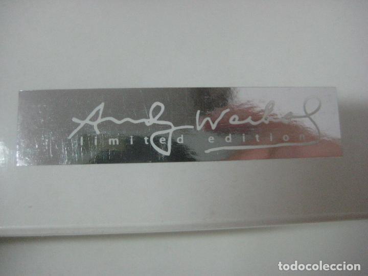 Bolígrafos antiguos: ST Dupont: Andy Warhol Elvis Presley Mini Bolígrafo, Edición Limitada y numerada 0242/1964, nuevo - Foto 17 - 90424919