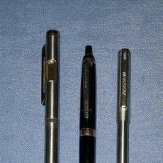 Bolígrafos antiguos: LOTE 3 BOLIGRAFOS . Lote 96398160