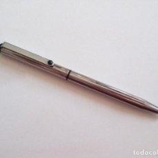 Bolígrafos antiguos: BOLIGRAFO FLAMINAIRE - PLATEADO. Lote 99267519