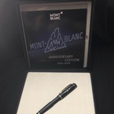 Bolígrafos antiguos: MONTBLANC 100 ANNIVERSARY. Lote 100714071