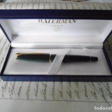 Bolígrafos antiguos: ROLLER WATERMAN CHARLESTON. Lote 102498839
