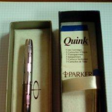 Bolígrafos antiguos: BOLIGRAFO PARKER SIN USO. Lote 104270747