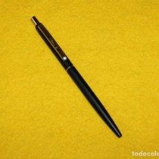 Bolígrafos antiguos: BOLIGRAFO MONTBLANC SLIMLINE BLACK. Lote 108500583