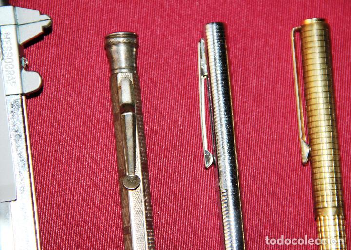 Bolígrafos antiguos: LOTE DE BOLIGRAFOS CON DEFECTOS - PARA REPARAR O RECAMBIO - Foto 5 - 109191707