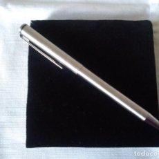 Bolígrafos antiguos: 36-BOLIGRAFO INOXCROM 1800, SPAIN. Lote 109405451