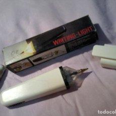Alte Kugelschreiber - Bolígrafo linterna años 70/80 VINTAGE en caja - 110031455