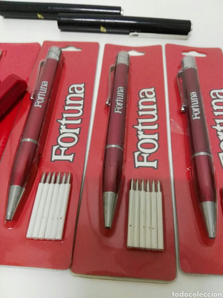 Bolígrafos antiguos: Lote bolígrafos años 70/80 tabaco, publicidad - Foto 18 - 113687360