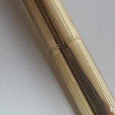 Bolígrafos antiguos: BOLIGRAFO SHEAFFER 12 K USA GF. Lote 115102027