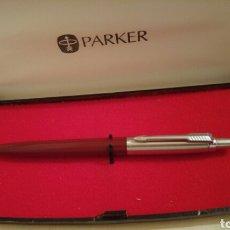 Bolígrafos antiguos: BOLÍGRAFO PARKER MADE IN ENGLAND. Lote 115697047