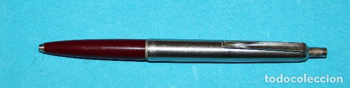Bolígrafos antiguos: ANTIGUO BOLIGRAFO INOXCROM 66 - Foto 2 - 116108803