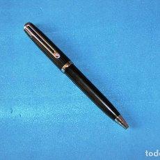 Bolígrafos antiguos: BOLIGRAFO INOXCROM SIROCCO GUILLOCHÉ. Lote 116531835