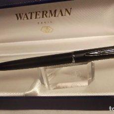 Bolígrafos antiguos: BOLIGRAFO WATERMAN ALLURE OPERA NEGRO MATTE . Lote 118585679
