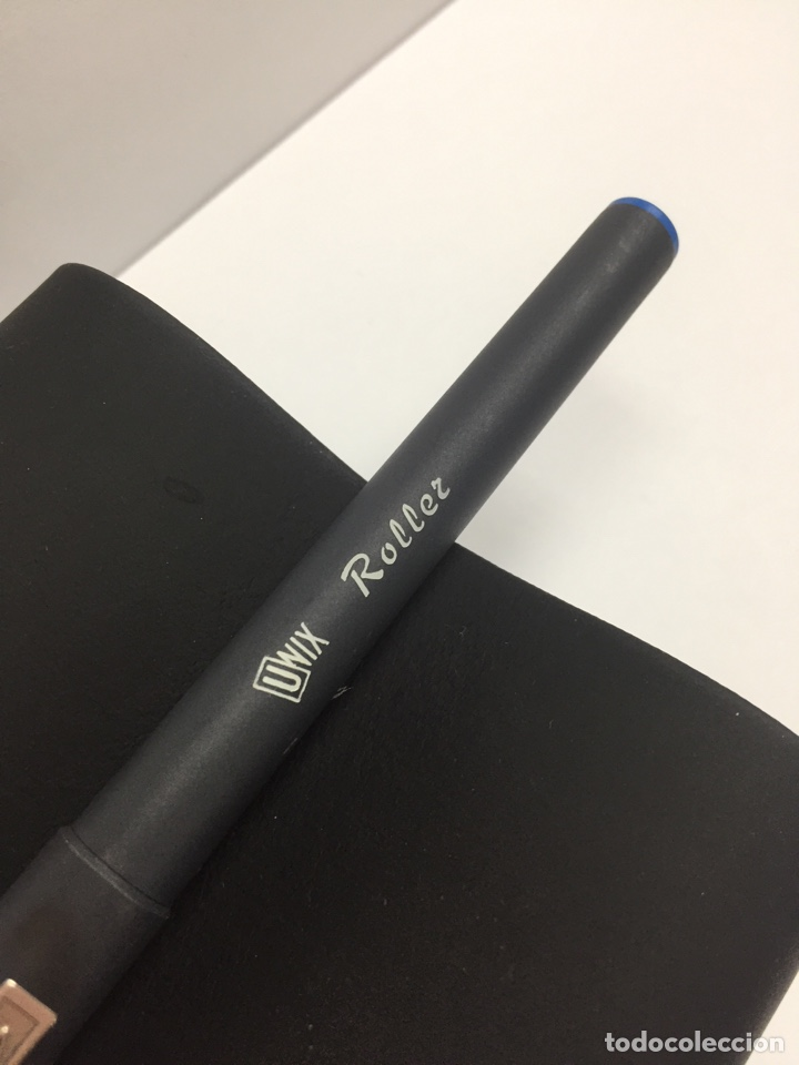 Bolígrafos antiguos: Bolígrafo marca universal - Foto 3 - 127229351