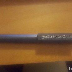 Bolígrafos antiguos: BOLIGRAFO HOTELES HESTIA. TALLINN ESTONIA. Lote 126136822